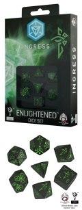 Ingress - Enlightened Dice set (7)