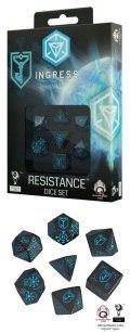 Ingress - Resistance Dice set (7)