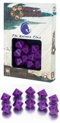 Legend of the Five Rings - Unicorn Clan d10 Dice (10)