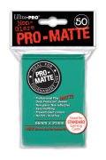 KÁRTYAVÉDŐ / DECK PROTECTORS - Pro-Matte Non-Glare - Aqua (50)