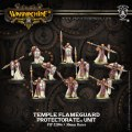 Warmachine - Protectorate of Menoth - Unit -Temple Flameguard (10)
