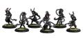 Warmachine - Cryx - Unit - Satyxis Raiders (6)