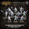 Warmachine - Retribution of Scyrah - Houseguard Halberdiers (10)