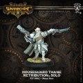 Warmachine - Retribution of Scyrah - Solo - Houseguard Thane