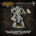 Warmachine - Convergence - Warcaster - Axis The Harmonic Enforcer