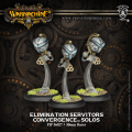 Warmachine - Convergence - Elimination Servitors (3)