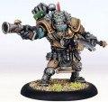 Warmachine - Mercenary Minion - Solo - Raluk Moorclaw The Ironmonger (Trollkin)