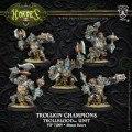 Warmachine - Trollblood - Unit - Trollkin Champions (5)