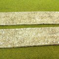 15mm WW2 Scenery - Cobbled Road, Straight 2″