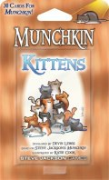 Munchkin - KITTENS Expansion