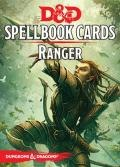 D&D 5th Ed. - Spellbook Cards - RANGER SPELL DECK (46 Cards)