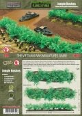 15mm WW2 Scenery - Jungle Bushes