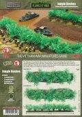 15mm WW2 Scenery - Jungle Bushes