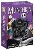 MUNCHKIN THE NIGHTMARE BEFORE CHRISTMAS (3-6)
