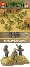 15mm Vietnam - PAVN Infantry Company