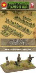 15mm Vietnam - PAVN Weapons Companies