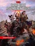 D&D 5th Ed. - SWORD COAST ADVENTURER'S GUIDE