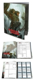 Dungeons & Dragons - CHARACTER FOLIO DEMOGORGON