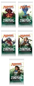 MTG - Booster Pack - BATTLE FOR ZENDIKAR