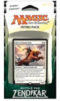 MTG - Battle for Zendikar - RALLYING CRY Intro Pack