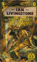 Fighting Fantasy Puffin - 03. THE FOREST OF DOOM (used)