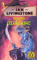 Fighting Fantasy Puffin - 07. ISLAND OF THE LIZARD KING (used)
