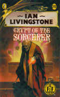 Fighting Fantasy Puffin - 26. CRYPT OF THE SORCERER (used)