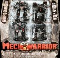 MechWarrior - WOLF DRAGOONS WOLF SPIDERS Action Pack (4)