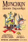 Munchkin - HIDDEN TREASURES Expansion