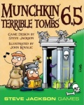 MUNCHKIN 6.5: TERRIBLE TOMBS Expansion