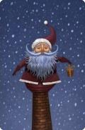 Dixit 5 - Promo Card: Santa