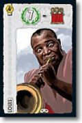 7 Wonders - Leader: Louis (Promo Card)