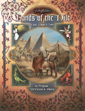 Ars Magica 5th Ed. - LANDS OF THE NILE: Egypt, Ethiopia & Nubia