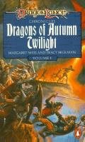 Chronicles Trilogy - 1. DRAGONS OF AUTUMN TWILIGHT (used)