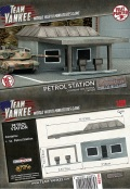 15mm Modern Scenery - Petrol Station