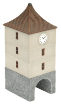 15mm WW2 Scenery - Clock Tower
