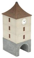 15mm WW2 Scenery - Clock Tower