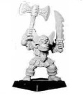 Dark Orc Warrior 4
