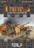 15mm WW2 - TANKS! - German StuG G Tank Expansion