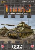 15mm WW2 - TANKS! - British Sherman Firefly Tank Expansion