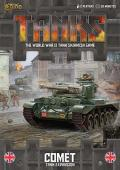 15mm WW2 - TANKS! - British Comet Tank Expansion