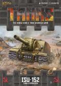 15mm WW2 - TANKS! - Soviet ISU 122 & ISU152 Expansion