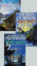 Wurts, Janny - 1. WAR OF LIGHT AND SHADOW Vol. 1-3.