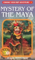Choose Your Own Adventure - 5. MYSTERY OF THE MAYA