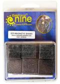Bases - 25mm MAGNETIC SQUARE BASES (25)