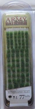 MŰFŰ - erdei fűcsomó / WOODLAND TUFT (6mm)