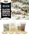 Blasted Winter Battlefield Theming Set