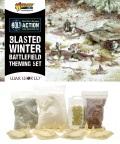Blasted Winter Battlefield Theming Set