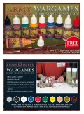 WARPAINTS - STARTER PAINT SET Army Painter