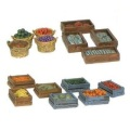 28mm Scenery - PRODUCE SET (5)